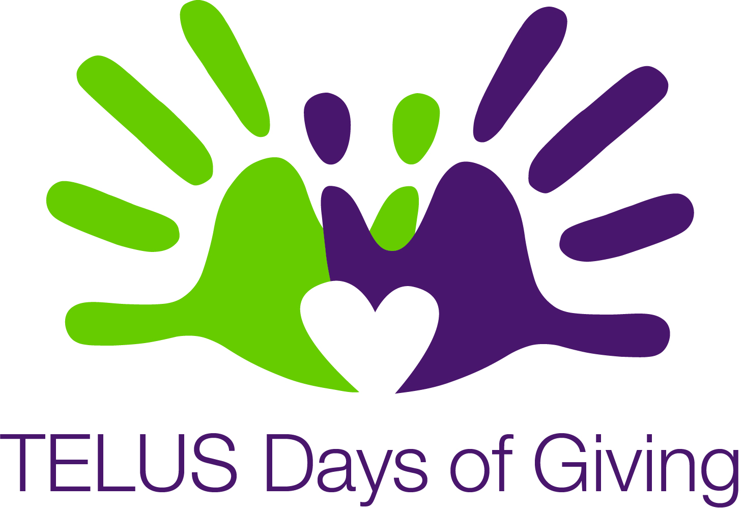 TELUS Days of Giving logo