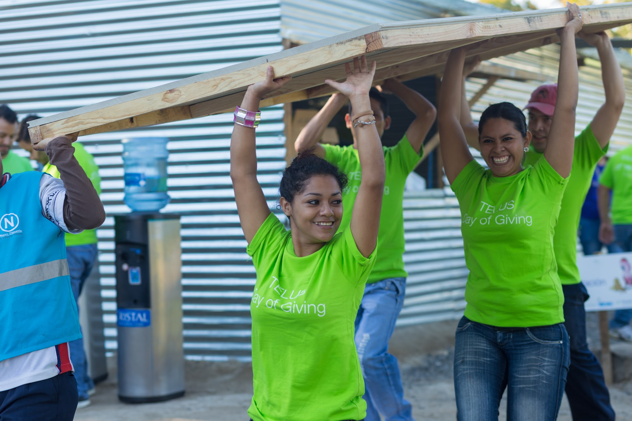 We have donated over $396 million to charities and contributed over 6 million service hours through our Community Boards and volunteering programs around the world.